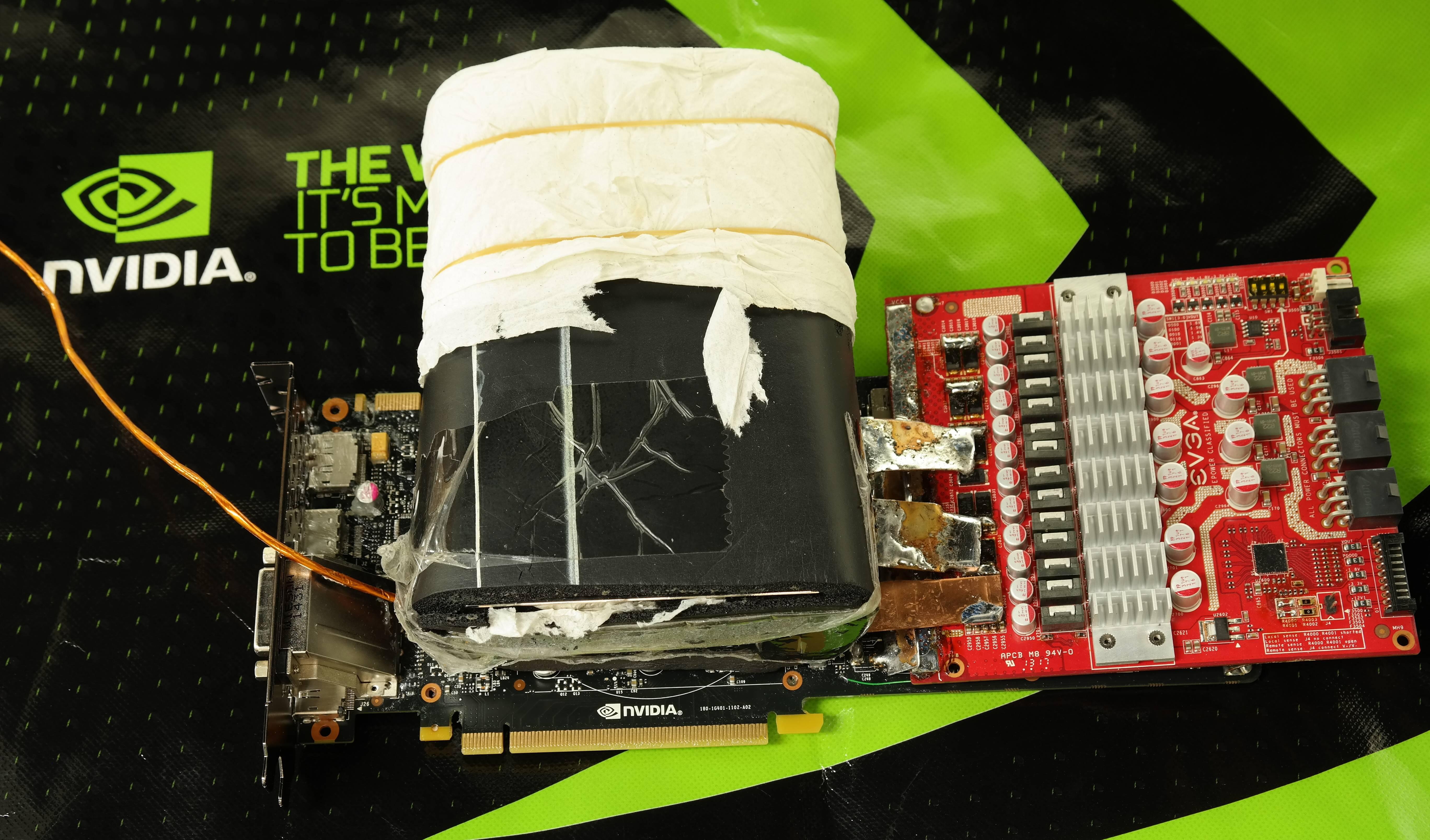 xDevs com | Extreme OC modifications for NVIDIA GeForce GTX 980